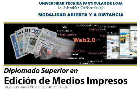 UTPL periodismo digital web 2.0