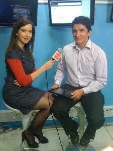 Tvn Chile, Tv On Line con Macarena Sarmiento