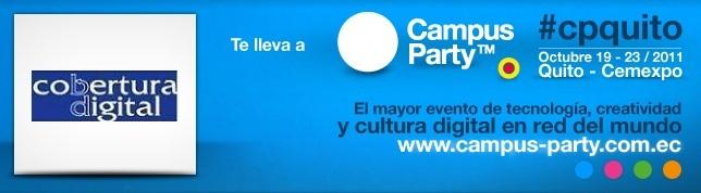 Campus Party Becas Ecuador