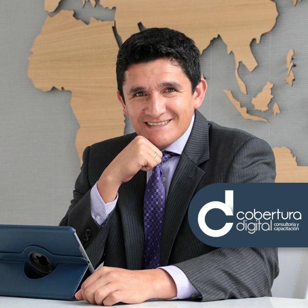 Christian Espinoza. Cobertura Digital